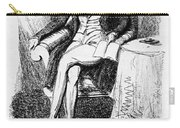 Charles Dickens, English Author Carry-all Pouch