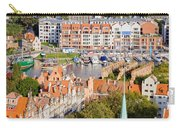 City Of Gdansk In Poland Carry-all Pouch