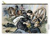 Clara Barton (1821-1912) Carry-all Pouch