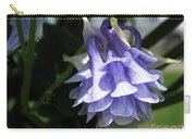 Double Columbine Named Light Blue Carry-all Pouch
