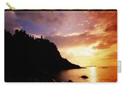 Dunluce Castle, Co Antrim, Ireland Carry-all Pouch