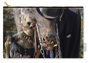Fall  Halloween On Tillson Street Carry-all Pouch