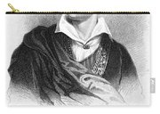 George Gordon Byron (1788-1824) Carry-all Pouch