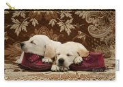 Goldidor Retriever Puppies Carry-all Pouch