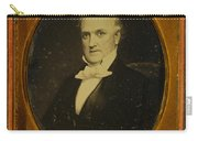 James Buchanan, 15th American President Carry-all Pouch