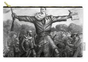 John Brown, American Abolitionist Carry-all Pouch by Photo Researchers