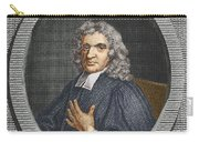 John Flamsteed, English Astronomer Carry-all Pouch