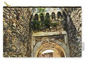 Kalemegdan Fortress In Belgrade Carry-all Pouch by Elena Elisseeva