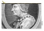 Louis Xi (1423-1483) Carry-all Pouch