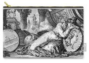 Louis Xv (1710-1774) Carry-all Pouch