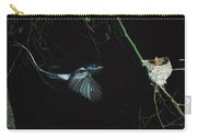 Madagascar Paradise Flycatcher Carry-all Pouch by Cyril Ruoso
