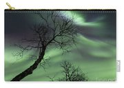 Northern Lights In The Arctic Carry-all Pouch