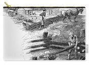 Oregon Trail Emigrants Carry-all Pouch