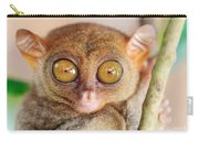 Phillipine Tarsier Carry-all Pouch