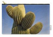 Saguaro Carnegiea Gigantea Cactus Carry-all Pouch