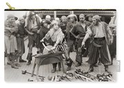 Silent Film Still: Pirates Carry-all Pouch