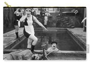Silent Still: Bathers Carry-all Pouch