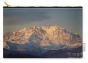 Snow-capped Mountain Carry-all Pouch