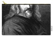 William Harvey, English Physician Carry-all Pouch by Science Source