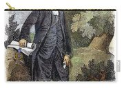 William Penn (1644-1718) Carry-all Pouch by Granger