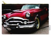 53 Packard Caribbean Convertible Coupe Carry-all Pouch