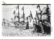 Spanish Armada, 1588 Carry-all Pouch