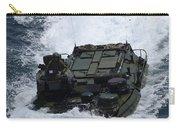 An Amphibious Assault Vehicle Carry-all Pouch