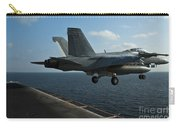 An Fa-18f Super Hornet Launches Carry-all Pouch