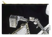 Astronaut Participates Carry-all Pouch