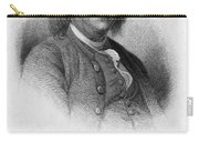 Benjamin Franklin, American Polymath Carry-all Pouch