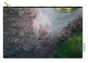 Bird-cherry Ermine Caterpillars Carry-all Pouch