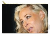 Blond Woman Carry-all Pouch