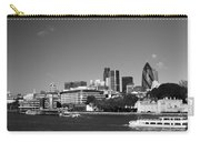 City Of London Skyline Carry-all Pouch