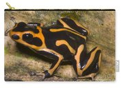 Crowned Poison Frog Carry-all Pouch