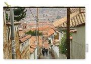 Cusco Peru Street Scenes Carry-all Pouch