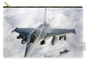 Dassault Rafale B Of The French Air Carry-all Pouch