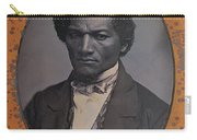 Frederick Douglass, African-american Carry-all Pouch by Photo Researchers