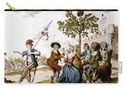 French Revolution, 1792 Carry-all Pouch