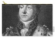 George Iv (1762-1830) Carry-all Pouch