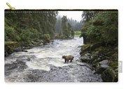 Grizzly Bear Ursus Arctos Horribilis Carry-all Pouch