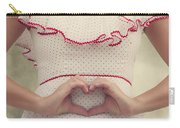Heart Carry-all Pouch by Joana Kruse