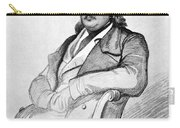 Honore De Balzac (1799-1850) Carry-all Pouch