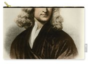 Isaac Newton, English Polymath Carry-all Pouch
