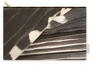 Red-bellied Woodpecker Feathers Carry-all Pouch