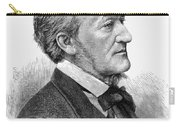 Richard Wagner (1813-1883) Carry-all Pouch