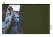 Rothenburg Medieval Old Town  Carry-all Pouch