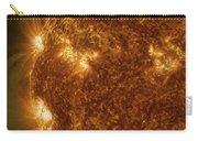 Solar Activity On The Sun Carry-all Pouch