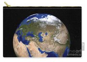 The Blue Marble Next Generation Earth Carry-all Pouch by Stocktrek Images