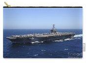 The Nimitz-class Aircraft Carrier Uss Carry-all Pouch