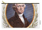 Thomas Jefferson (1743-1826): Carry-all Pouch